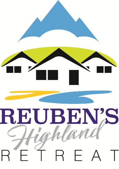 Reuben's Highland Retreat Self Catering Lodges Logo